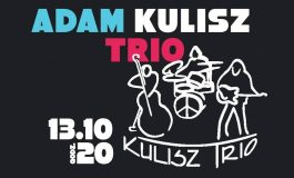 Adam Kulisz Trio w Riedel Music Club