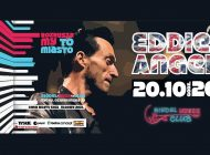 Eddie Angel w Riedel Music Club