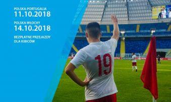 Koleje Śląskie - bezpłatne przejazdy i dodatkowe pociągi na mecze reprezentacji
