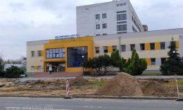 Ruszyła przebudowa parkingu przy Szpitalu Wojewódzkim