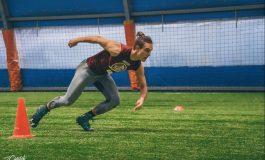 Futbol amerykański: Próbne loty Sokołów