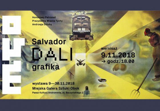 """Salvador Dali – Grafika"" – wystawa w Galerii Obok"