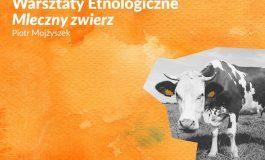 Warsztaty etnograficzne w Urbanowicach: Mleczny Zwierz