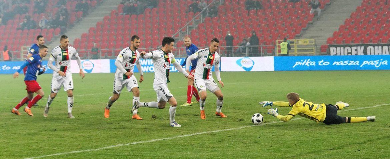 Piłka nożna: Urlopy w GKS Tychy, przygotowania rozpoczną w połowie stycznia
