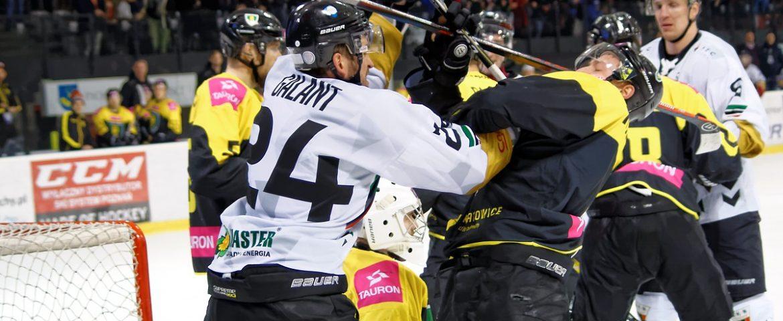 Hokej: GKS Tychy – Tauron KH GKS Katowice (2018.11.25) [galeria]