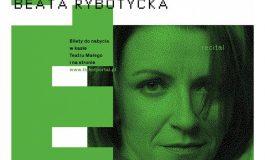 Poeticon - Beata Rybotycka w Teatrze Małym