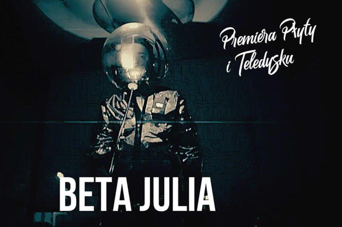 Beta Julia – premiera płyty, teledysku i koncert w MCK