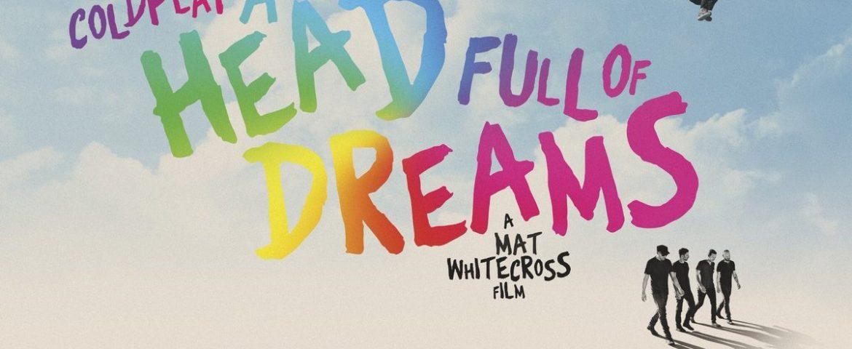 """Coldplay: A Head Full of Dreams"" w Multikinie"