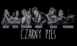 Czarny Pies w Riedel Music Club