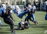 Futbol amerykański: Otwarte treningi futbolu amerykańskiego w Tychach