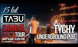 Koncert TABU w Underground