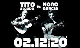 Nono Garcia & Tito Alcedo w Riedel Music Club