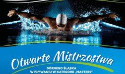 """Otwarte Mistrzostwa Górnego Śląska w pływaniu w kategorii """"Masters"""""""