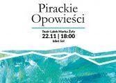 Czwartek z Teatrem dla Dzieci w Wilkowyjach: Pirackie Opowieści