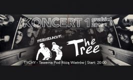 Koncert The Tree i Piermielaciym w Tawernie