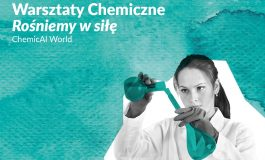 """Warsztaty chemiczne dla dzieci """"Rośniemy w siłę"""" w Urbanowicach"""
