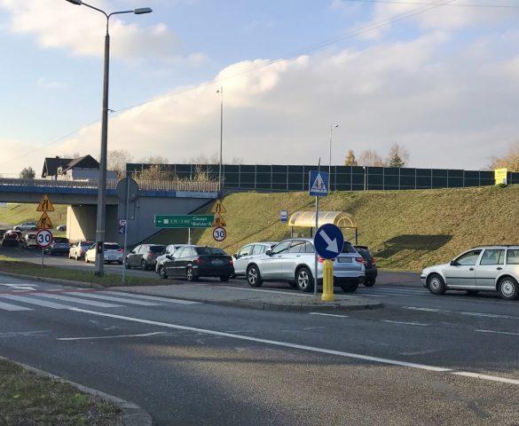 20 i 21 listopada zamknięcie pasa jezdni ulicy Sikorskiego