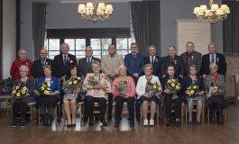 Złote gody tyskich seniorów
