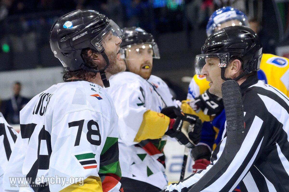 Hokej Puchar Polski: GKS Tychy – TatrySki Podhale Nowy Targ (2018.12.27) [galeria]