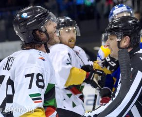 Hokej Puchar Polski: GKS Tychy - TatrySki Podhale Nowy Targ (2018.12.27) [galeria]