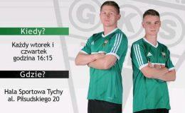 Futsal: Nabór do drużyny GKS Futsal Tychy