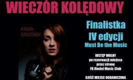 Koncert Świąteczny - Kasia Grzesiek w Riedel Music Club