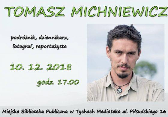 Świat na wyciągnięcie ręki – Tomasz Michniewicz w MBP