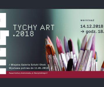 Wystawa TYCHY ART 2018 w Galerii Obok