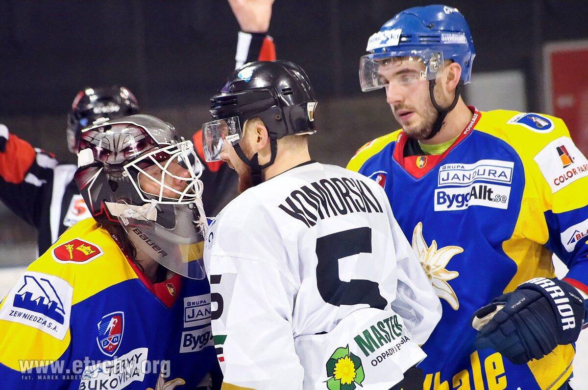 Hokej: GKS Tychy – TatrySki Podhale Nowy Targ (2019.01.22) [galeria]