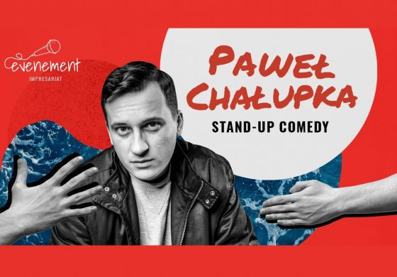 Stand-up: Paweł Chałupka w Underground