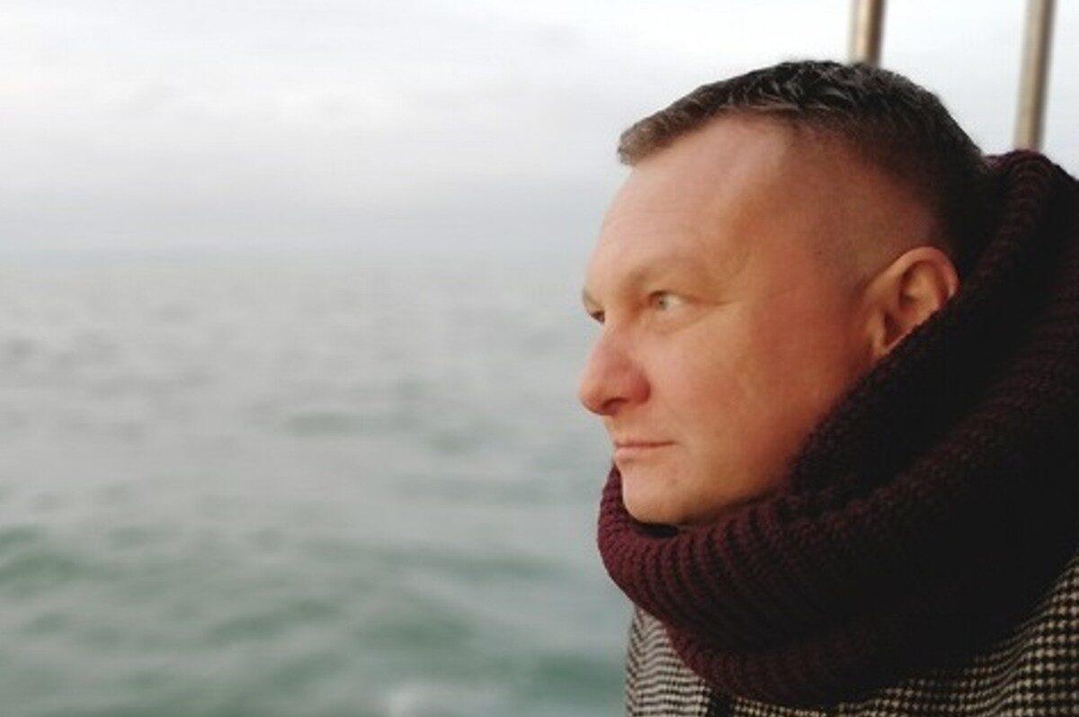 """Salon Słowa – """"Czas"""" Rafał Juliusz Kordeusz w Andromedzie"""