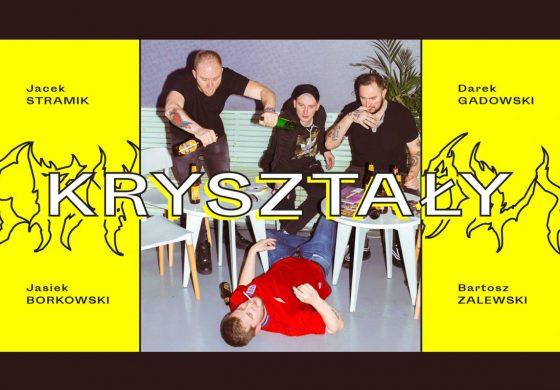 Stand-up – Kryształy: Stramik – Gadowski – Borkowski – Zalewski w Underground