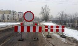 Utrudnienia drogowe w rejonie osiedla Trzy Stawy
