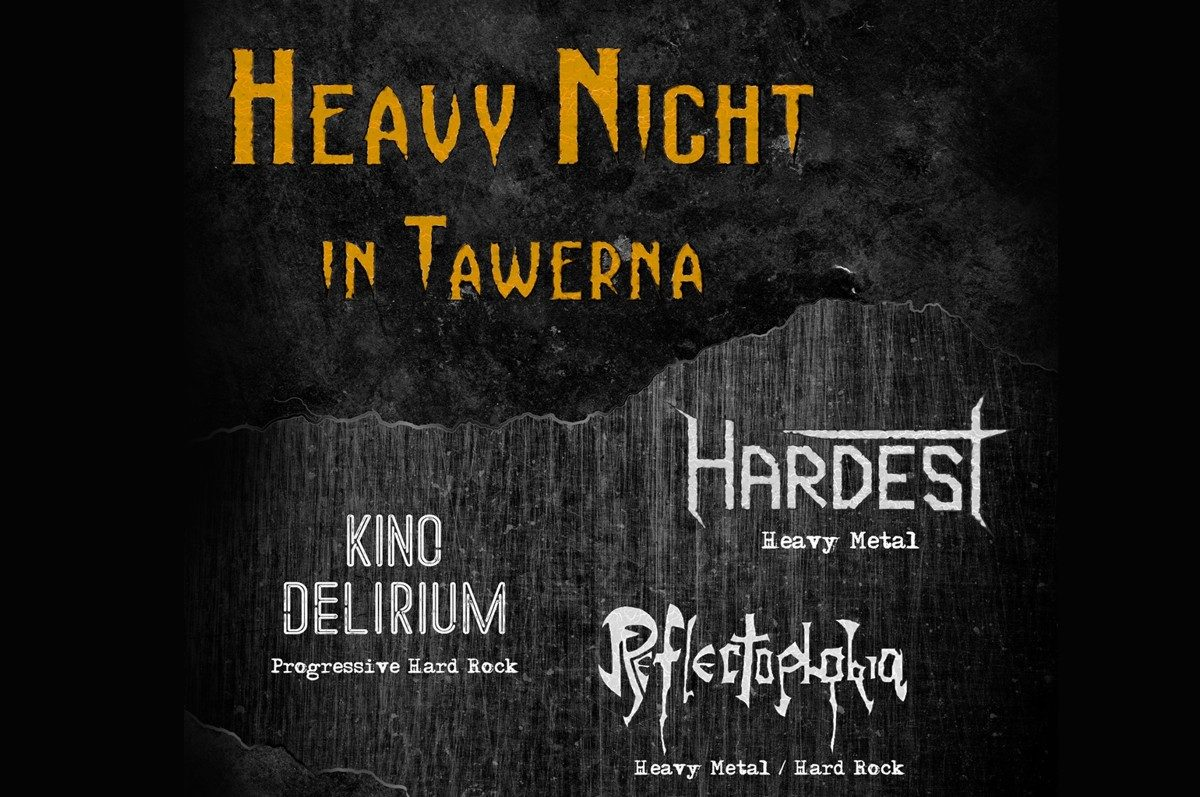 Heavy Night vol. 2 w Tawernie