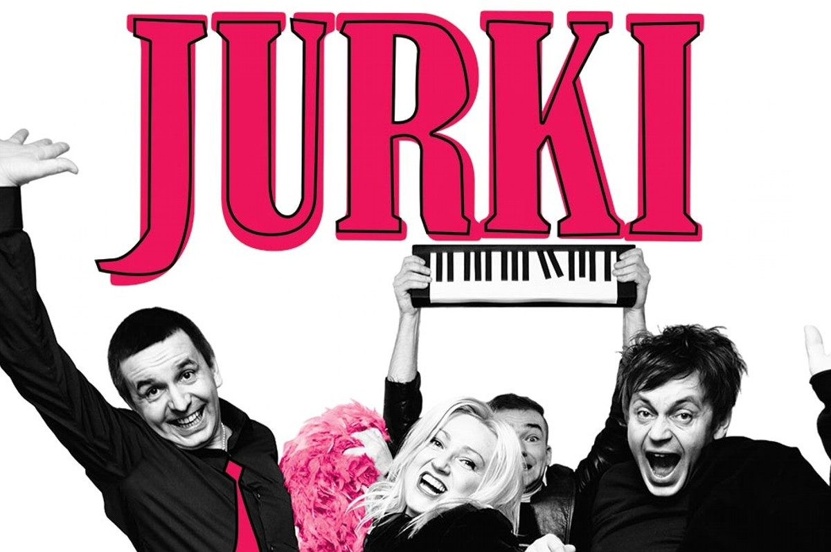 Kabaret Jurki Last Minute w Teatrze Małym