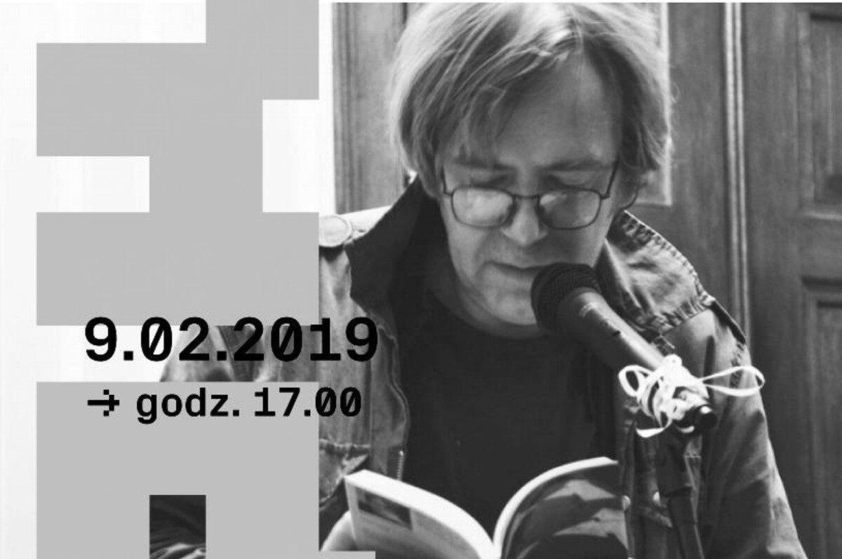 Salon Słowa – wieczór autorski Macieja Meleckiego w Andromedzie