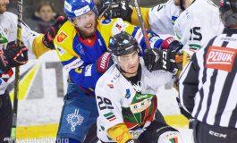 Hokej play-off: Tyszanie półfinały zaczęli od zwycięstwa [foto]