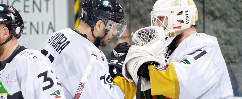 Hokej play-off: Uff! GKS Tychy melduje się w półfinale [foto]