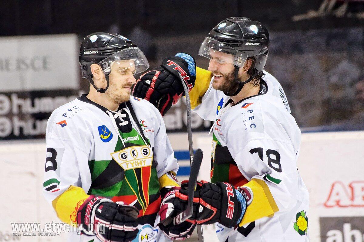 Hokej: Murray, Szczechura i Cichy zostają w GKS Tychy