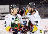 Hokej play-off: W dogrywce szczęście tym razem uśmiecha się do GKS-u Tychy [foto]