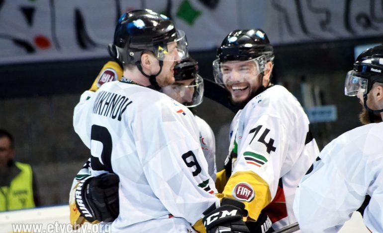 Hokej play-off: GKS Tychy w finale Polskiej Hokej Ligi [foto]