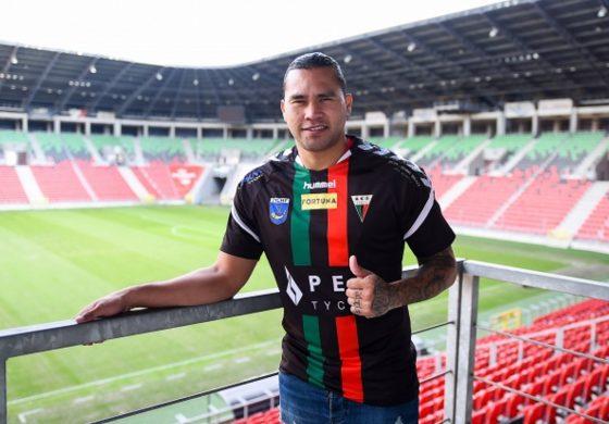 Piłka nożna: Przyszłość Carlosa Alberto Peni w GKS-ie Tychy pod znakiem zapytania