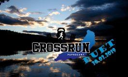 Zawody sportowe CrossRun Paprocany Duet