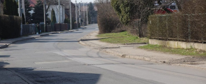 Rusza przebudowa ulicy Granicznej w Tychach