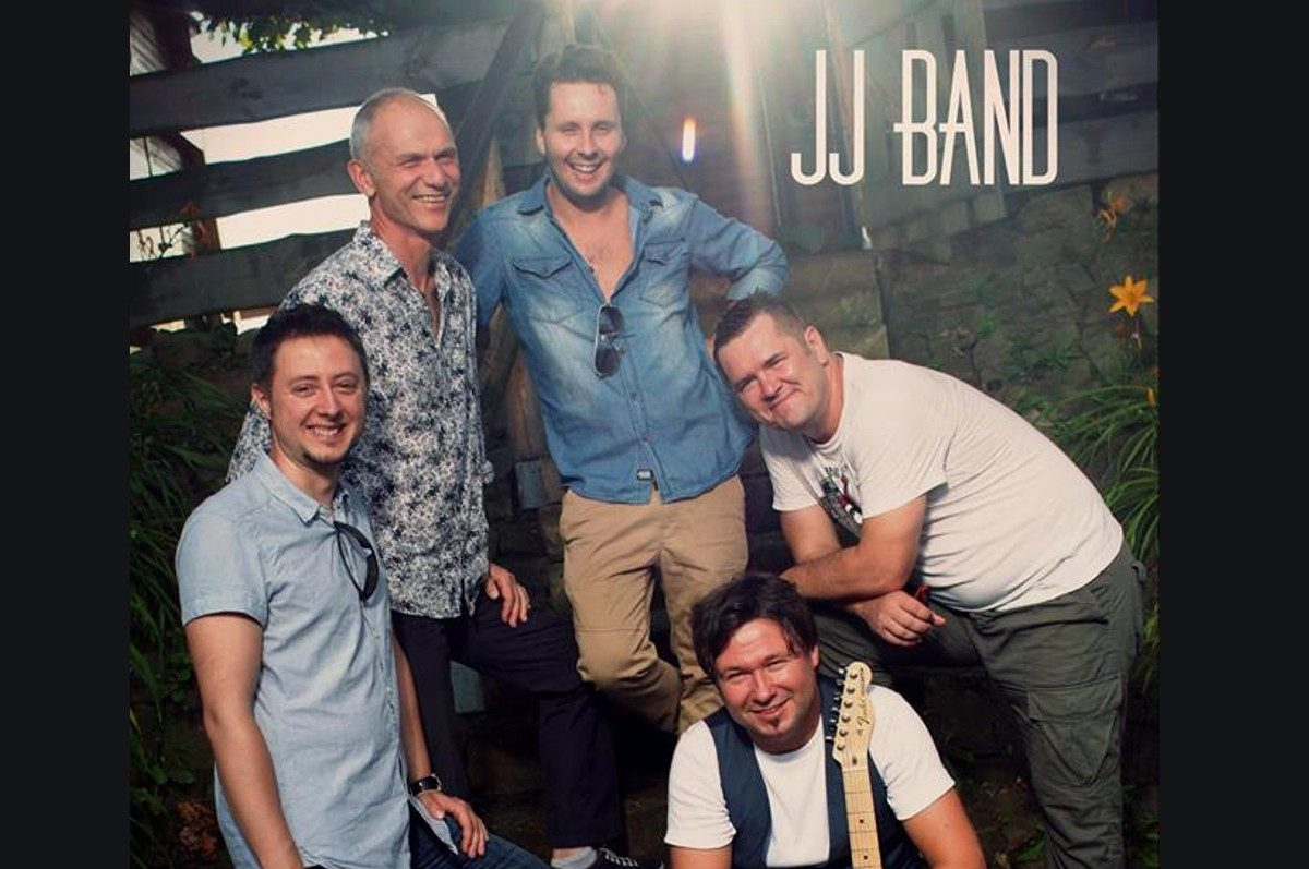 J.J. Band w Riedel Music Club