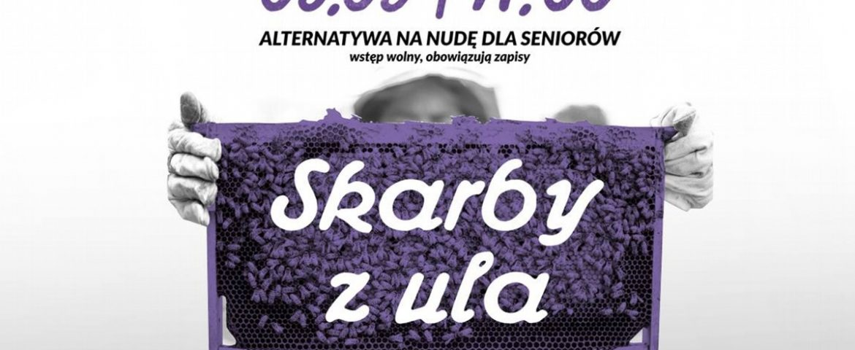 Skarby z Ula – Warsztaty Alternatywa na Nudę dla Seniorów w Wilkowyjach