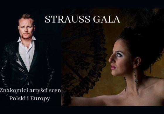 Strauss Gala na Dzień Kobiet w Teatrze Małym