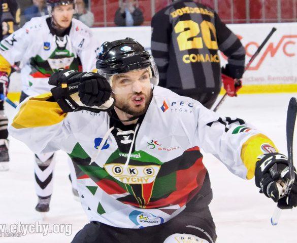 Hokej: Tomas Sykora odszedł z GKS Tychy