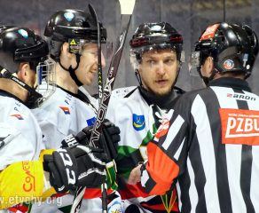 Hokej play-off: GKS Tychy - Comarch Cracovia (2019.04.07) [galeria]
