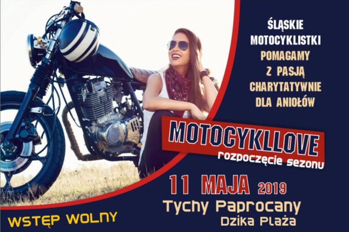 Motocykllove rozpoczęcie sezonu